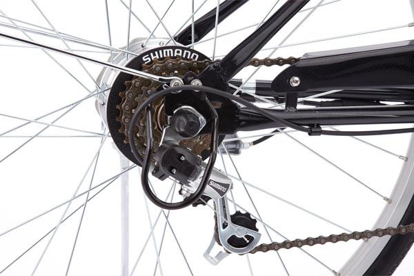 自転車の 自転車 前輪 ナット サイズ : シマノ製6段変速グリップ ...